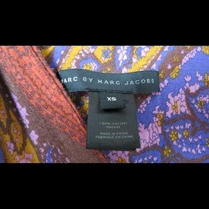Marc Jacobs Dresses - Marc By Marc Jacobs paisley modal maxi dress XS